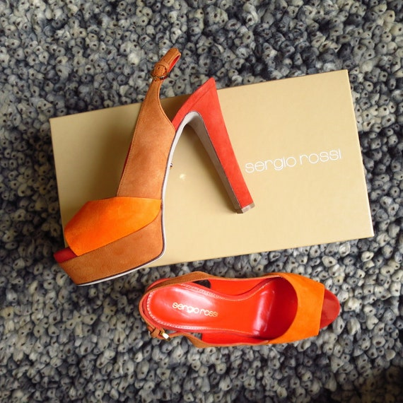 SERGIO ROSSI SHOES, 36