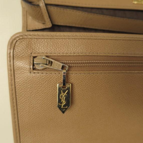 Vintage YVES SAINT LAURENT bag - image 5