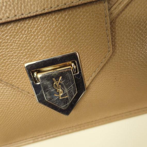 Vintage YVES SAINT LAURENT bag - image 10