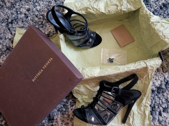 BOTTEGA VENETA SHOES, size 36, stiletto, black