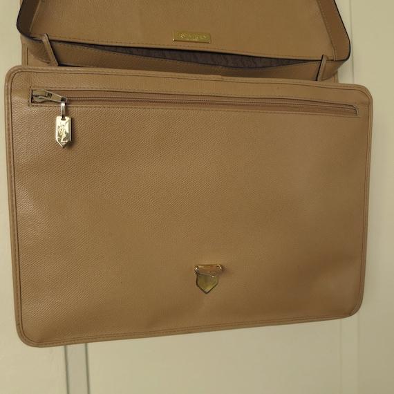Vintage YVES SAINT LAURENT bag - image 4
