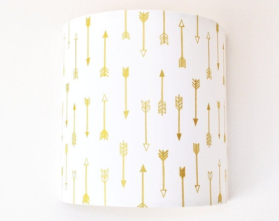 GOLD ARROW Wall Sconce