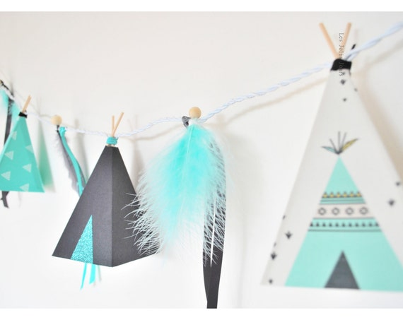 Nightlight TYEE GREY Teepees