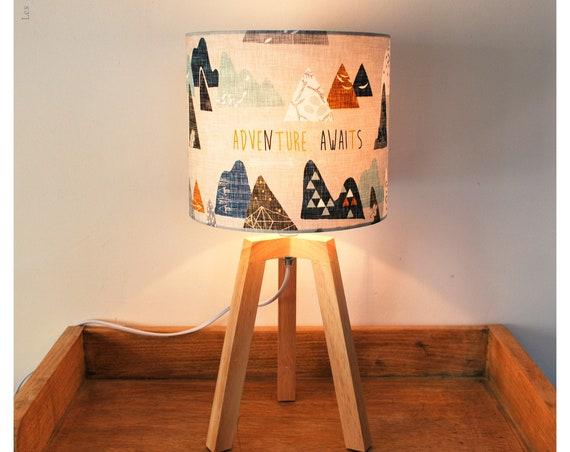 ADVENTURE TIME lamp