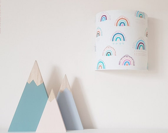 RAINBOW wall lamp (color to choose from)