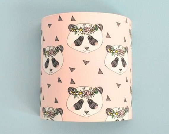 SWEET PANDA Wall Sconce