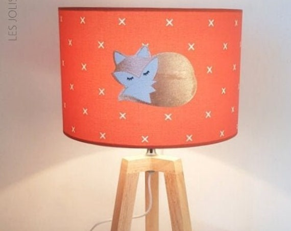SLEEPY FOX Lamp