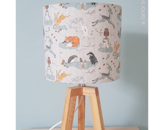 FOREST FRIENDS Lamp
