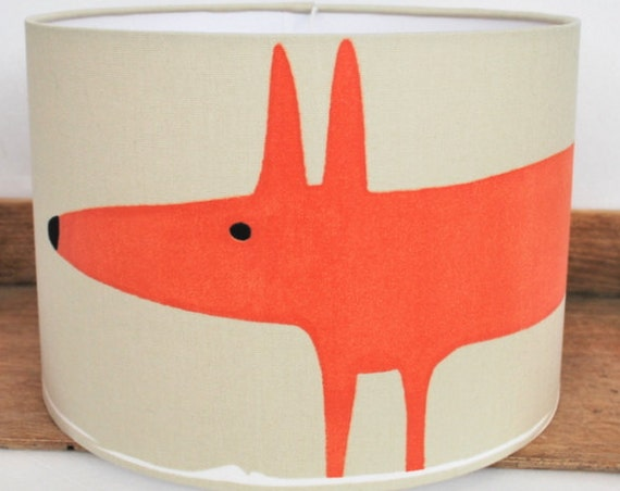 MR Lampshade. FOX