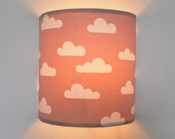 PINK CLOUD Wall Sconce