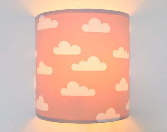 CLOUD wall applique (pink)