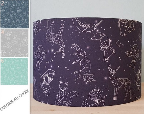 CONSTELLATION lampshades (colours of your choice)