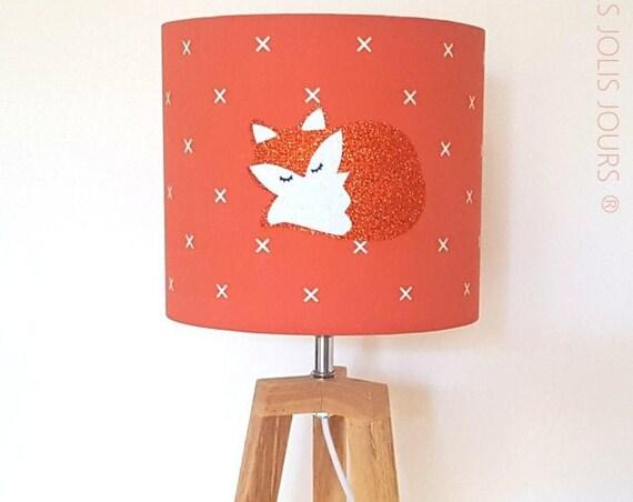 SLEEPY FOX Lamp