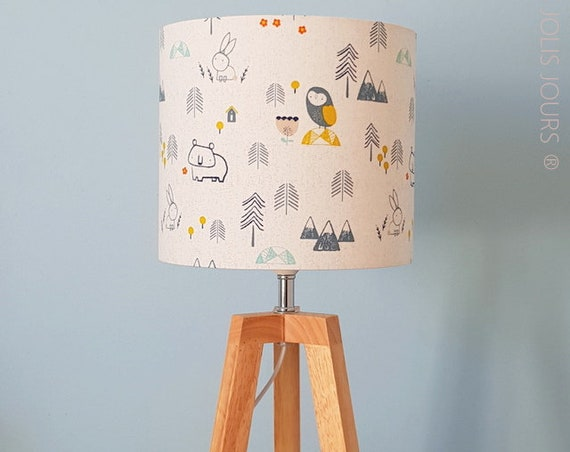 WILDLIFE Lamp