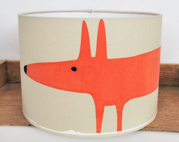 MR blind. Fox
