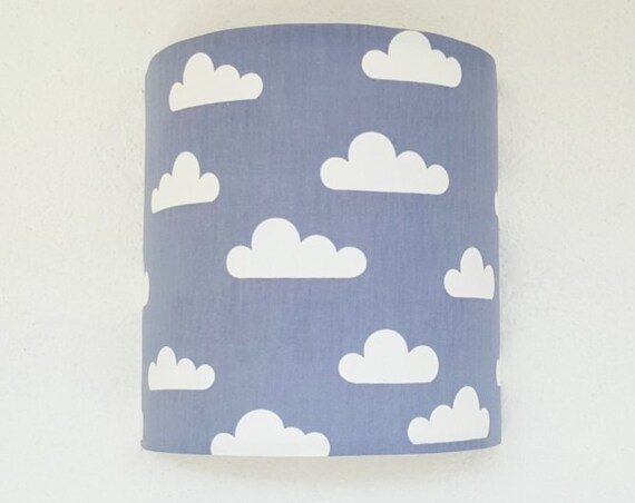 BLUE CLOUD Wall Sconce