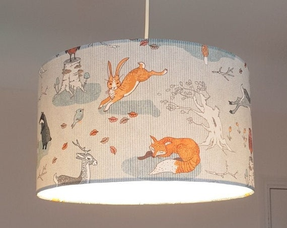 FOREST FRIENDS Lampshade
