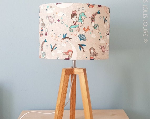 Lamp LULLABY (Color of choice)