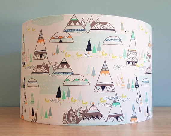 Lampshade show