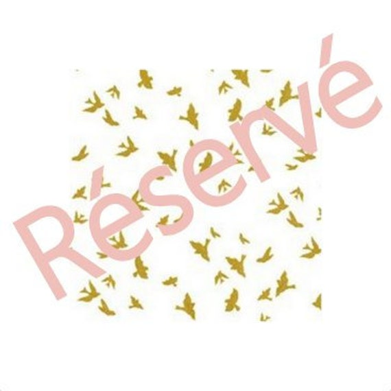 Reserved for Coralie