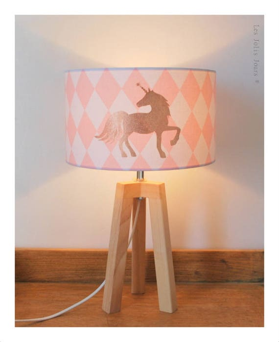 UNICORN tripod lamp