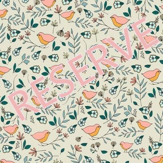 BIRDY wall apply 25 cm #Réservé