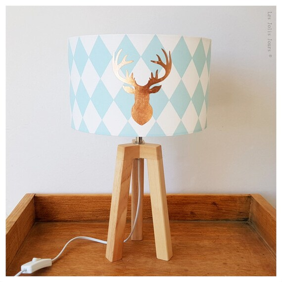 JUNO tripod lamp