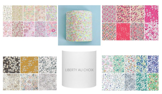 Personalize your LIBERTY APPLIQUE