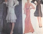 Patterns, 1980, Vogue, McCalls, Butterick, Brook Sheilds, Betty Jackson, Christy Brinkley