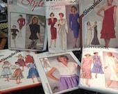 Vintage, Sewing, Patterns, 1980's