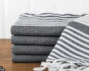 Turkish Towel, Beach Towels, Bath Towels, Turkish Towels, Turkish Beach Towel, Peshtemal, Turkish Bath Towel, Hammam Towels  Reef Towel