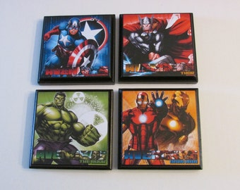 Avengers Decor Etsy