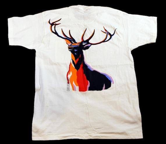 The Almighty Buck Vintage Milwaukee Bucks Graphic… - image 1