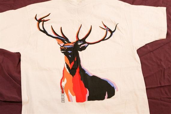 The Almighty Buck Vintage Milwaukee Bucks Graphic… - image 9