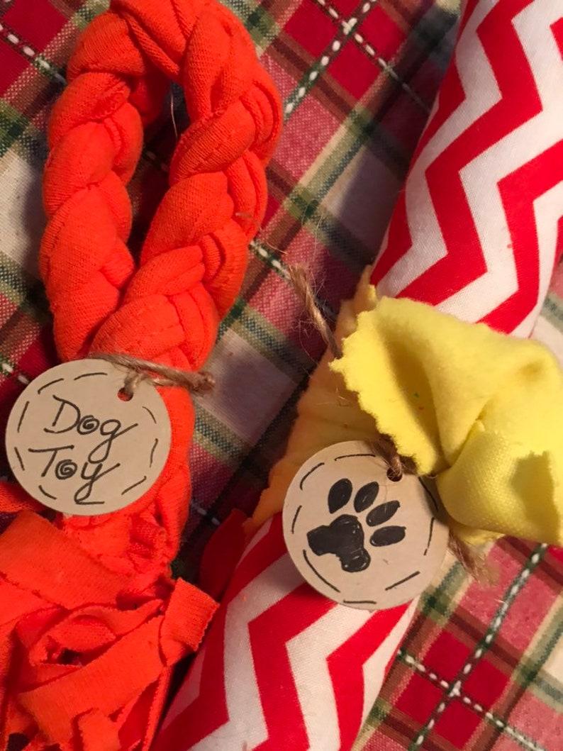 Pet Toys Pet Gifts Handmade Dog Toys