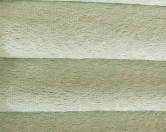 Quality VIS1 - Viscose -1/6 yard (Fat) in Intercal's Color 735S-Mint. A German Viscose Fur Fabric for Teddy Bear Making, Arts & Crafts