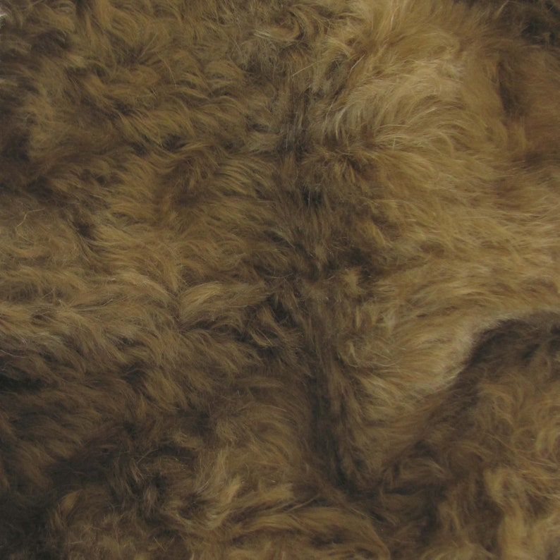 Quality 785SC Mohair Arts /& Crafts 13 yard in Intercal/'s Color 647S-Cocoa A German Mohair Fur Fabric for Teddy Bear Making