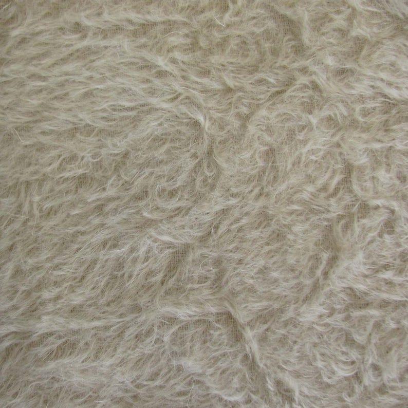 Fat 14 Wool Felt White Shades