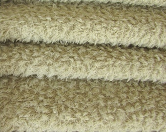 Quality VIS1/SCM - Viscose -1/3 yard in Intercal's Color 535S-Sage. A German Viscose Fur Fabric for Teddy Bear Making, Arts & Crafts