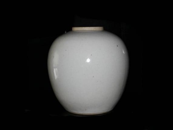 Antique Chinese Vase Jar Celadon Glazed Jar 9 Etsy