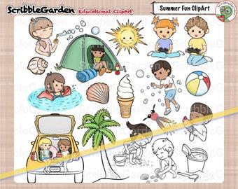 Summer Vacation Fun