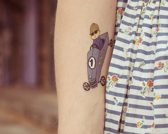 TEMPORARY TATTOO - cruiser