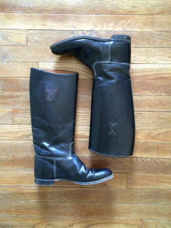 Sz 37.5 Equestrian Riding Boots