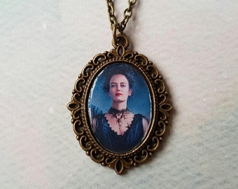 Penny Dreadful Cameo Necklace / Vanessa Ives Ethan Chandler Malcolm Murry Dorian Gray