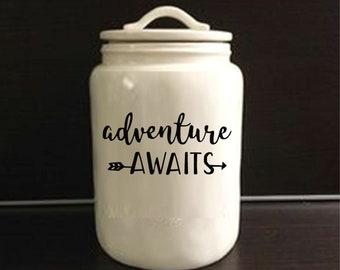 Adventure Ideas Jar Etsy