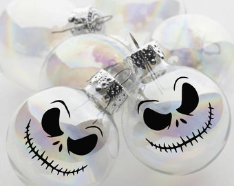 Jack Skellington Ornaments Etsy