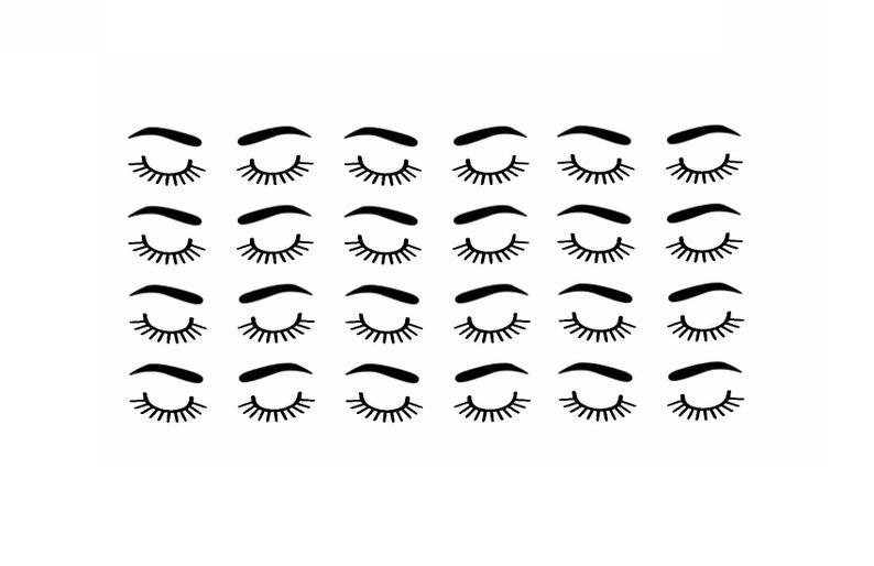 Personnalisé Nom Autocollant Étiquette//Autocollant pour vanity maquillage Beauty Case Boîte de rangement