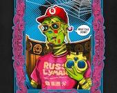 Zombie Russ Lyman