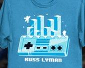 Frozen NES Remote | Russ Lyman