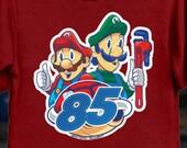 Mario 85 Design | Russ Lyman